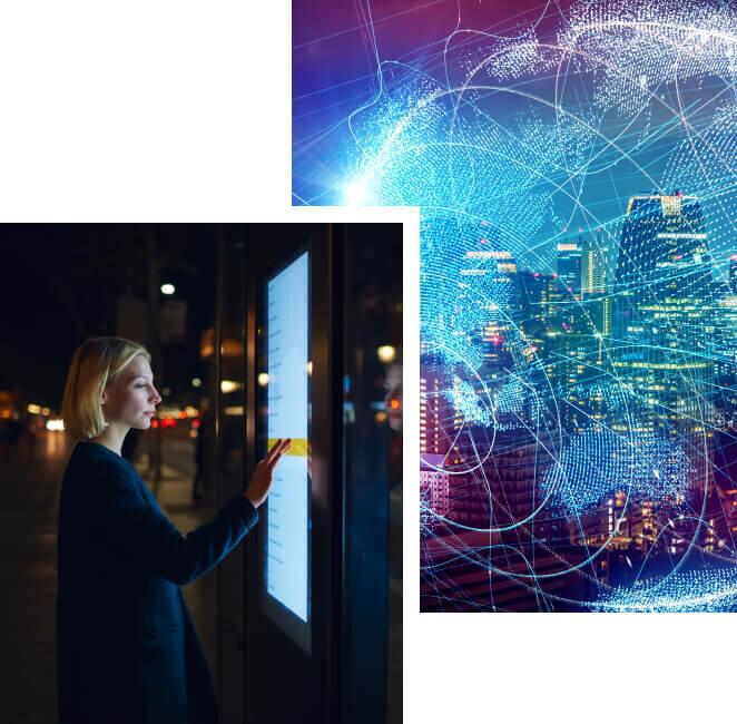 Cities adapt to digital transformation