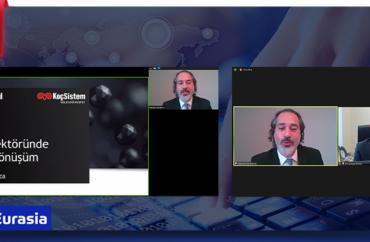 HIMSS EURASIA'20'de Sağlık Sektöründe Dijital Dönüşümü Anlattık!