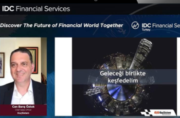 IDC Finans Zirvesi'nde Dijital Dönüşümde Çevik Yöntemler, Bulut Teknolojileri ile Veri ve Analitik Konuştuk!