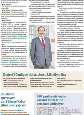 Dünya Gazetesi Röportaj