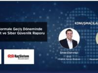 """""""Pandemi ve Yeni Normale Geçiş Döneminde Türkiye'de e-Ticaret ve Siber Güvenlik"""" Webinarımızı Gerçekleştirdik!"""