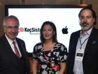 KoçSistem ve Apple'dan EN ÜST SEVİYEDE İş Ortaklığı Lansmanı