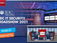   IDC IT Security Roadshow Etkinliğinde Siber Güvenlik Hizmetlerimizi Anlattık!