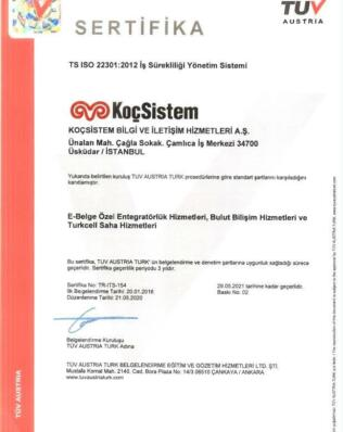 ISO 22301