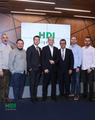 HDI Sigorta | Genel Merkez Dijital Dönüşüm Projesi