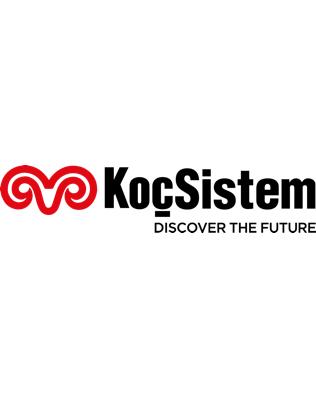 Koc Sistem Logo Medium Eng